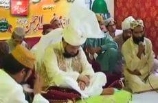 Mehfil Milad-e-Mustafa(S.A.W) Aur Urs Sultan ul Tarkeen Hazrat Sakhi Sultan Syed Mohammad Abdullah Shah Madni Jillani Zere Sadarat Khadim Sultan ul Faqr 2 september 2012 Part 6-7