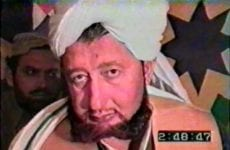 Mehfil Milad-e-Mustafa(S.A.W) Zera Sadarat Sultan ul Faqr 6th Hazrat Sakhi Sultan Mohammad Asghar Ali R.A Qamar Mashani Mianwali 29 February 2000