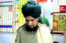 Milad-e-Mustafa (S.A.W) Zere Sadarat Khadim Sultan ul Faqr 25 January 2013 (Part 2-3)
