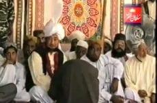 Sultan ul Faqr 6th Hazrat Sakhi Sultan Mohammad Asghar Ali R.A Mehfil Milad-e-Mustafa 13 April 2002