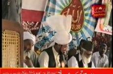 Sultan ul Faqr 6th Hazrat Sakhi Sultan Mohammad Asghar Ali R.A Mehfil Milad-e-Mustafa 13 April 2000