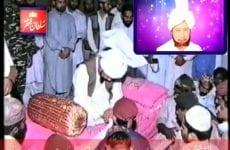 Sultan ul Faqr 6th Hazrat Sakhi Sultan Mohammad Asghar Ali R.A Talban-e-Mola ko Bait Farmate howe October 2001