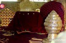 Urs Syedna Ghaus-ul-Azam Hazrat Shaikh Abdul Qadir Jillani Zere Sadarat Khadim Sultan-ul-Faqr (24 February 2013 Part 3-5)
