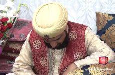 Khadim Sultan ul Faqr Hazrat Sakhi Sultan Mohammad Najib ur Rehman Madzillah ul Aqdus ko Imanat e Illahia Sultan ul Faqr 6th Hazrat Sakhi Sultan Mohammad Asghar Ali R.A Sa 21 March 2001 Ko Muntaqili Hoi Is Khushi Main Taqreeb Shukrana 21 March 2014