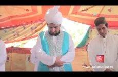 Khadim Sultan-ul-Faqr Sultan Mohammad Najib-ur-Rehman Madzillah-ul-Aqdus Ka KhanPur Rahim Yar Khan Milad e Mustafa S.A.W.W ki Sadarat (27-04-2014)