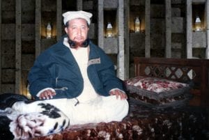Sultan ul Faqr (Sixth) Hazrat Sakhi Sultan Mohammad Asghar Ali R.A