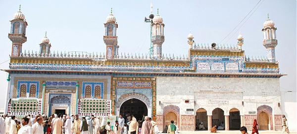 Darbar Hazrat Sultan bahoo