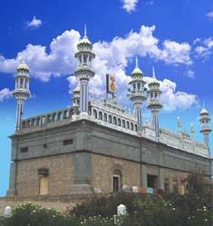 Sacred Shrine Sultan ul Auliya Hazrat Sakhi Sultan Mohammad Abdul Aziz RA